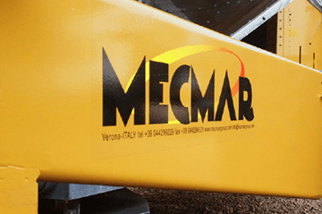Mecmar grain driers