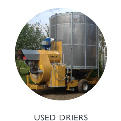 Used Driers