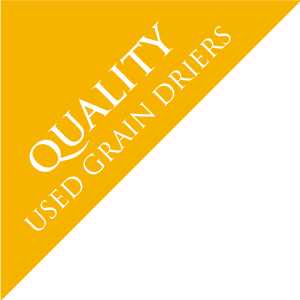 Quality Used Grain Driers