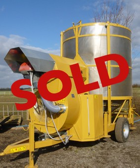 Used Grain Drier
