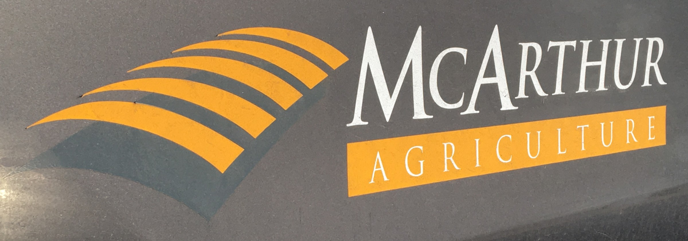 McArthur Agriculture about us