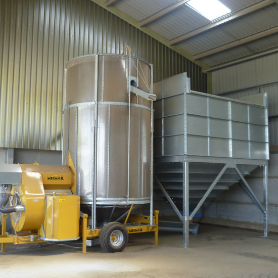Grain Hoppers