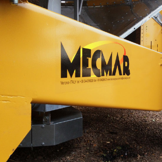 Mecmar Mobile Grain Drier