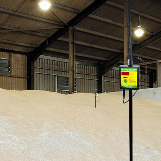 Agricultural Grain Store Management