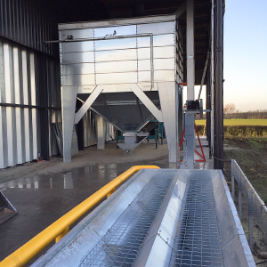Turnkey Food and Feed Project Grain Handling Equipment