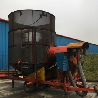 Used Grain Dryer