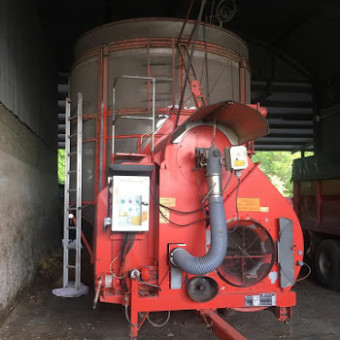 Used Mobile Grain Dryers | McArthur Agriculture